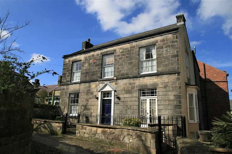 5 Bedrooms Town House for sale in Claremont House, in historic Knaresborough, near Harrogate HG5 0EP