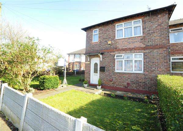 3 Bedrooms Terraced House for sale in 66 Allotment Road, Cadishead M44 5JD
