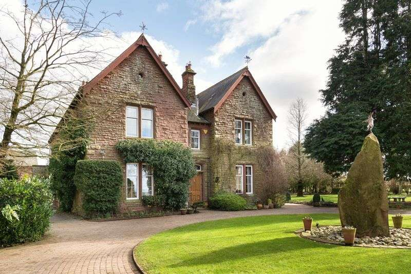 5 Bedrooms Detached House for sale in Harewood House, Milburn, Penrith