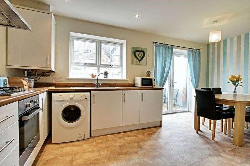 3 Bedrooms Terraced House for sale in Flynn Mews, Beverley