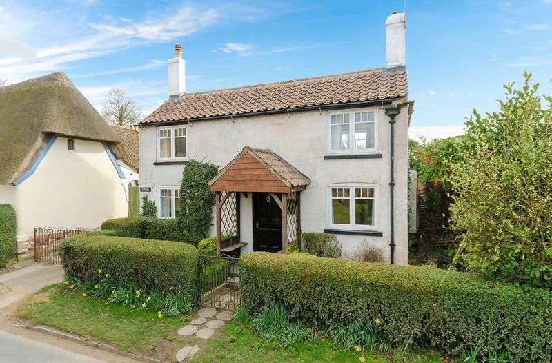 2 Bedrooms Cottage House for sale in Main Road, Thimbleby