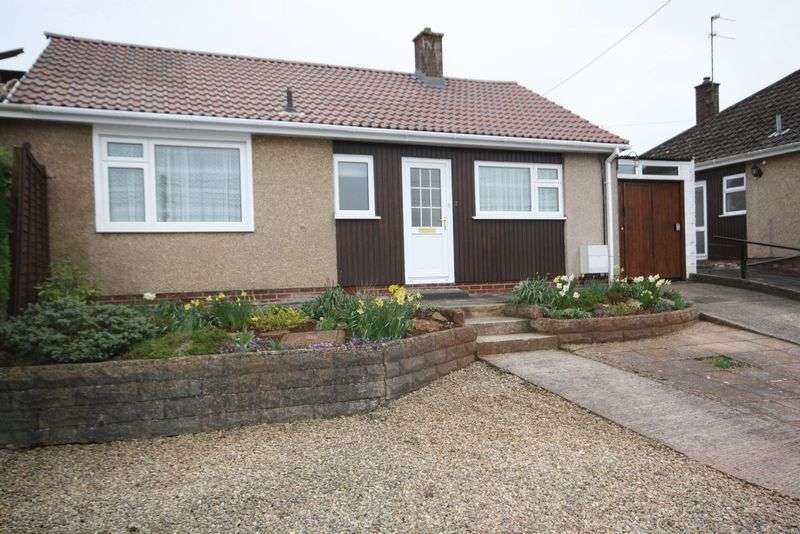2 Bedrooms Semi Detached Bungalow for sale in St Lukes Road, Radstock