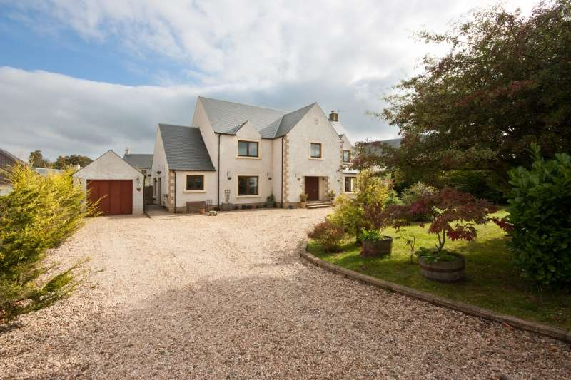 5 Bedrooms Detached House for sale in 3 Houndslow Road, Westruther, Berwickshire, Borders, TD3 6NS
