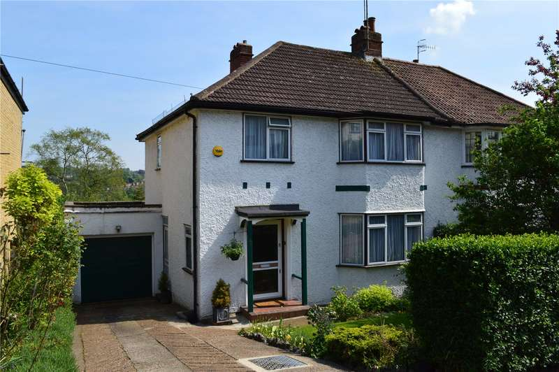 3 Bedrooms Semi Detached House for sale in Woodcote Grove Road, Coulsdon