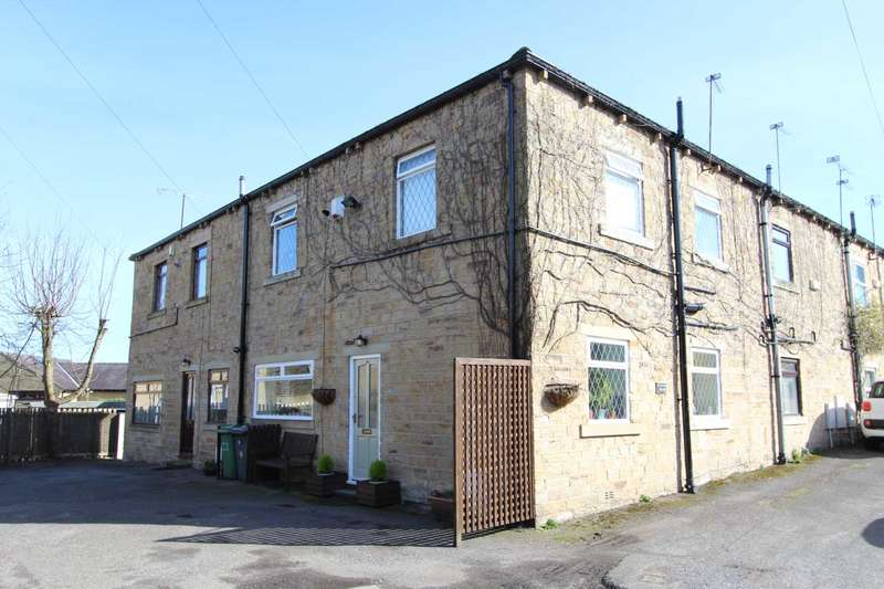 3 Bedrooms Cottage House for sale in Knowles Lane, Gomersal