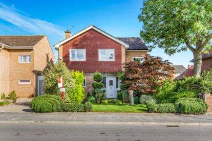 4 Bedrooms Detached House for sale in Nunnery Lane, Darlington