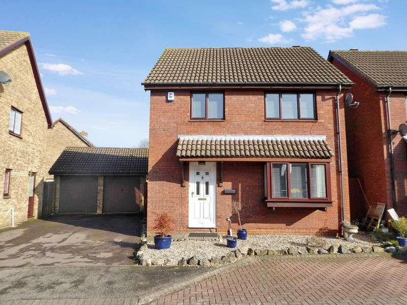 3 Bedrooms Detached House for sale in Holly Farm Close, Luton