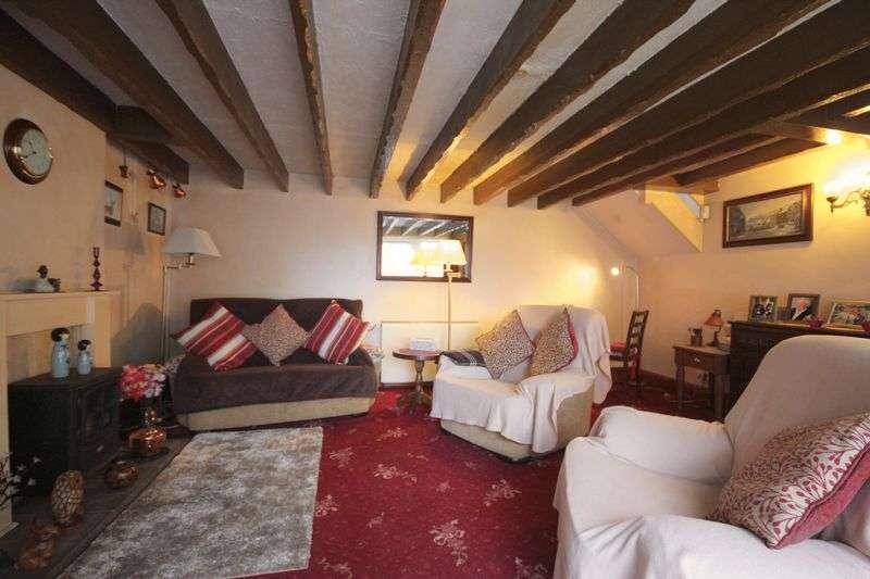 2 Bedrooms Semi Detached House for sale in Pinehurst Cottage, Bellevue Road, Clevedon