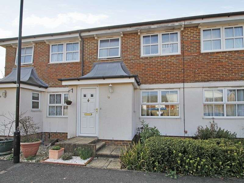 3 Bedrooms Terraced House for sale in Mead Place, Horley, Surrey