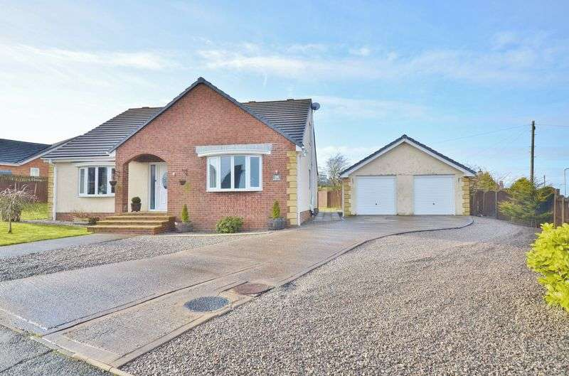 4 Bedrooms Detached Bungalow for sale in Eagles Way, Whitehaven
