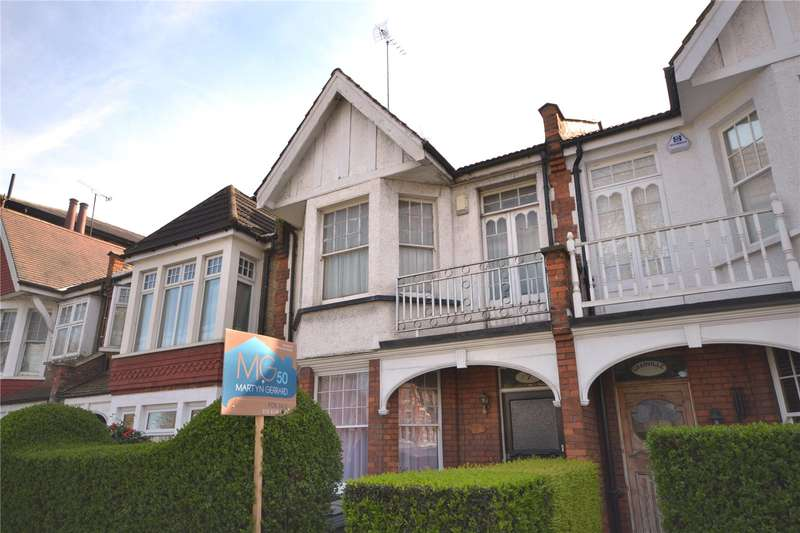 4 Bedrooms Terraced House for sale in Priory Road, Crouch End, London, N8