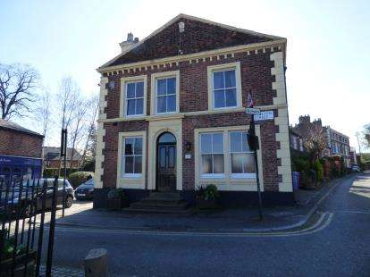 3 Bedrooms Terraced House for sale in Woolton Street, Woolton, Liverpool, Merseyside, L25