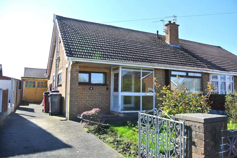 4 Bedrooms Semi Detached House for sale in Nithside, Blackpool, FY4 4SA