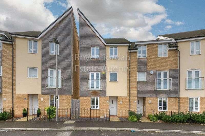 4 Bedrooms Terraced House for sale in Wenford, Broughton, Milton Keynes