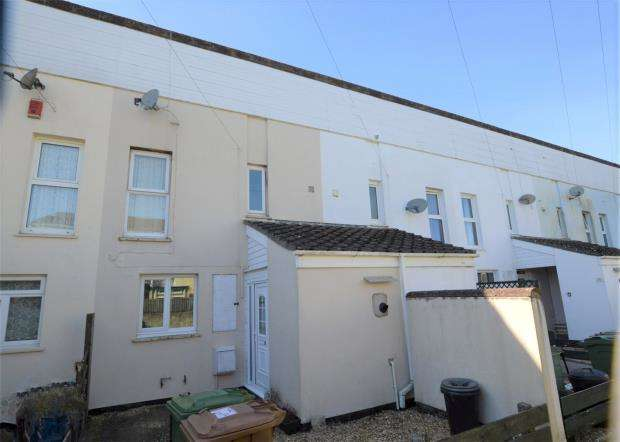 2 Bedrooms Terraced House for sale in Cunningham Road, Tamerton Foliot, Plymouth, Devon
