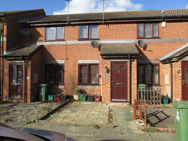2 Bedrooms Terraced House for sale in Woodfall Drive, Crayford