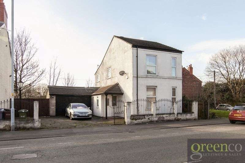 3 Bedrooms Detached House for sale in Gorton Road, Stockport