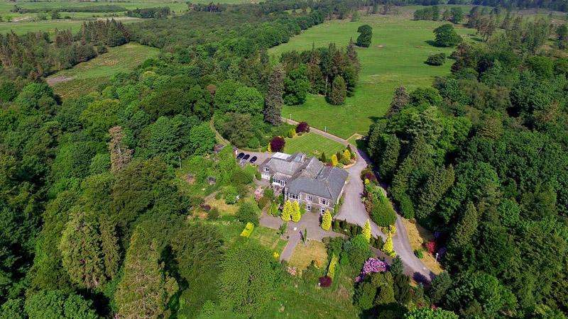 7 Bedrooms Country House Character Property for sale in BALMAGHIE HOUSE, CASTLE DOUGLAS, DG7 2PG