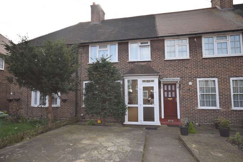 3 Bedrooms Terraced House for sale in Inigo Jones Road, London, London, SE7