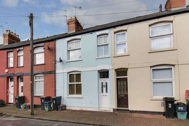 2 Bedrooms Terraced House for sale in Agincourt Street, Newport
