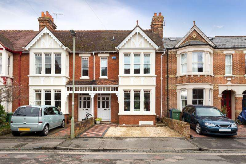 4 Bedrooms Terraced House for sale in Beech Croft Road, Oxford, Oxfordshire