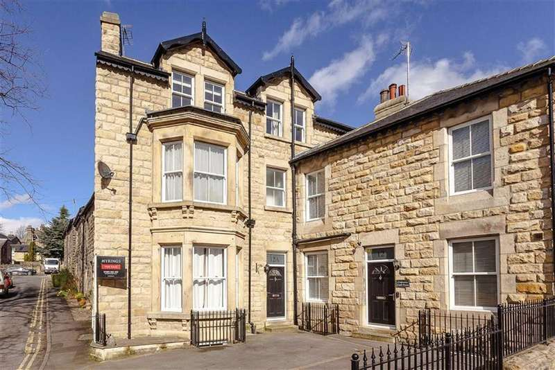 4 Bedrooms Town House for sale in Strawberry Dale Avenue, Harrogate, North Yorkshire