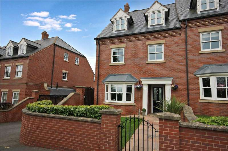 4 Bedrooms End Of Terrace House for sale in Love Lane, Oldswinford, Stourbridge, West Midlands, DY8