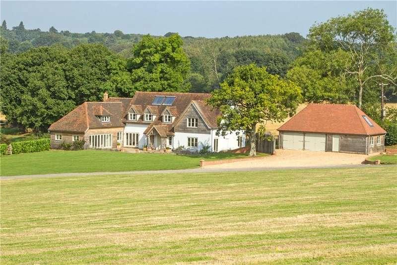 6 Bedrooms Detached House for sale in Rogate, Petersfield, West Sussex, GU31