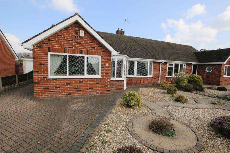 4 Bedrooms Semi Detached Bungalow for sale in The Greenacres, Hutton