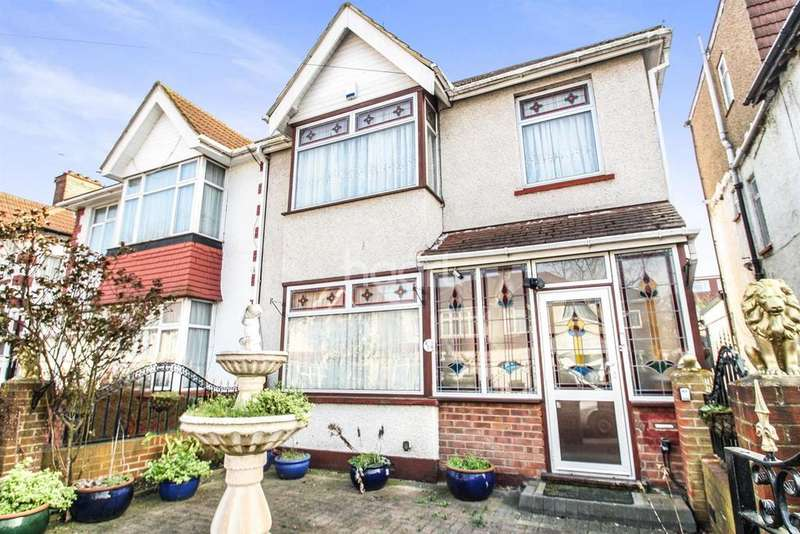 3 Bedrooms Semi Detached House for sale in Bowrons Avenue, Ealing Road