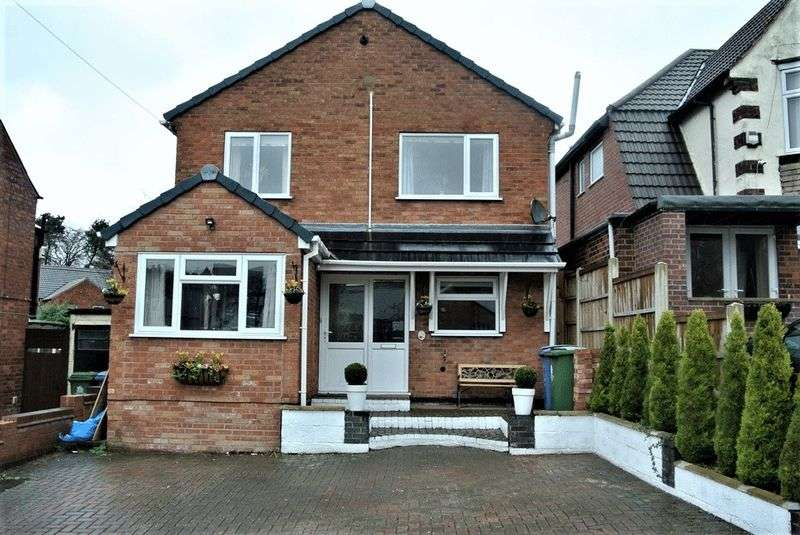4 Bedrooms Detached House for sale in Skerry Hill, Mansfield