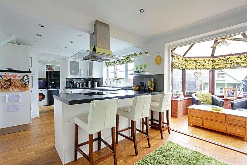 4 Bedrooms Detached House for sale in Willow Close, Ulceby