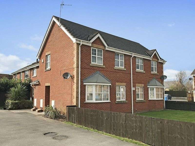2 Bedrooms Flat for sale in Brooklands Park, Widnes