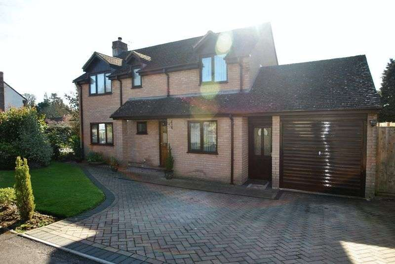 4 Bedrooms Detached House for sale in STAUNTON, NR. COLEFORD, GLOUCESTERSHIRE