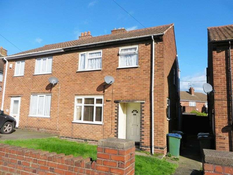 3 Bedrooms Semi Detached House for sale in Ivy House Road, Oldbury