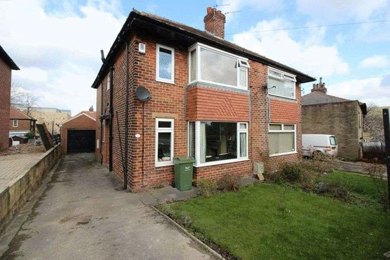 3 Bedrooms Semi Detached House for sale in Green Park Road, Halifax