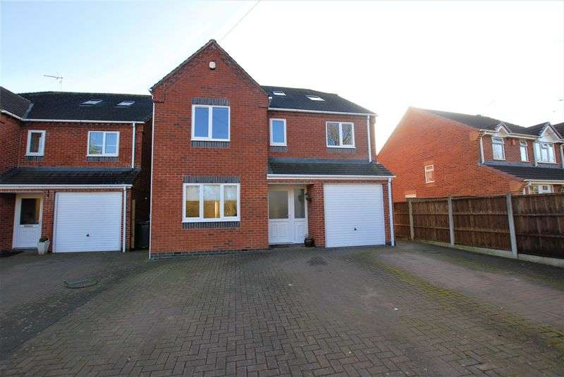 6 Bedrooms Detached House for sale in New Road, Uttoxeter