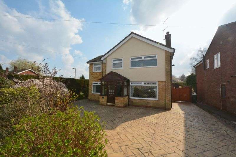 4 Bedrooms Detached House for sale in Glastonbury Avenue, Cheadle Hulme, Cheadle