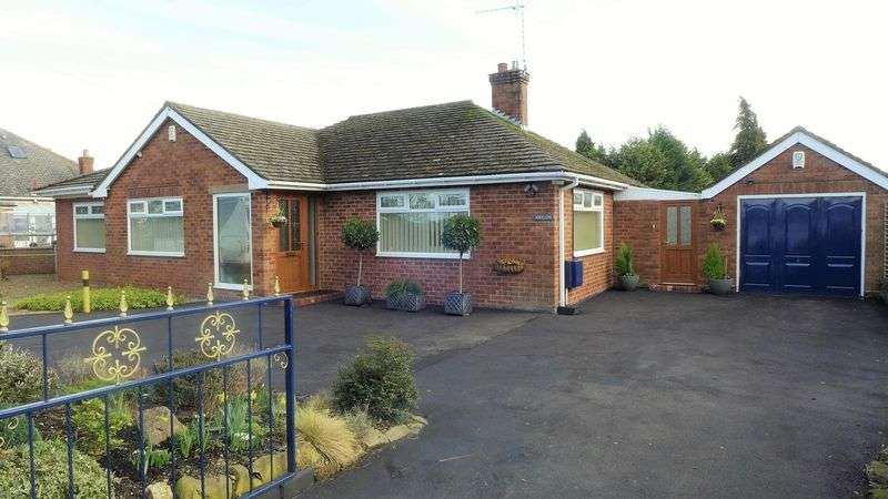 3 Bedrooms Detached Bungalow for sale in Cymau Lane, Wrexham