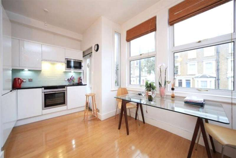 1 Bedroom Flat for sale in Harwood Road, London, SW6