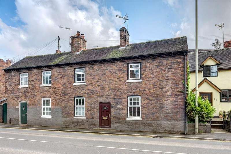 2 Bedrooms Semi Detached House for sale in Hospital Street, Bridgnorth, Shropshire