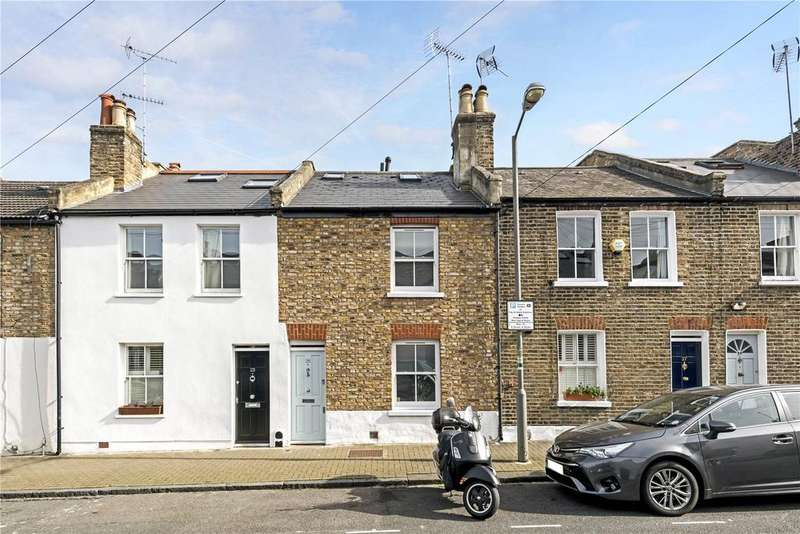 3 Bedrooms Terraced House for sale in Ballantine Street, London, SW18