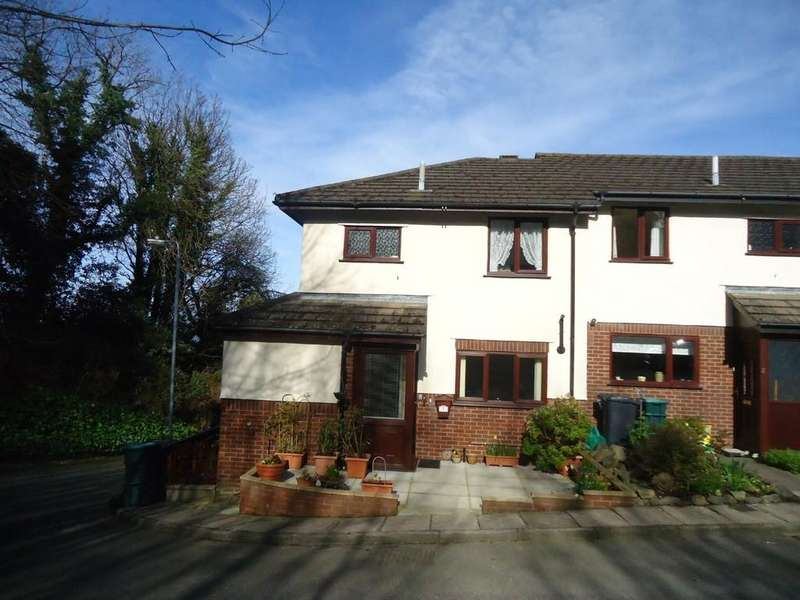 3 Bedrooms End Of Terrace House for sale in Off Fernbrook Road, Penmaenmawr