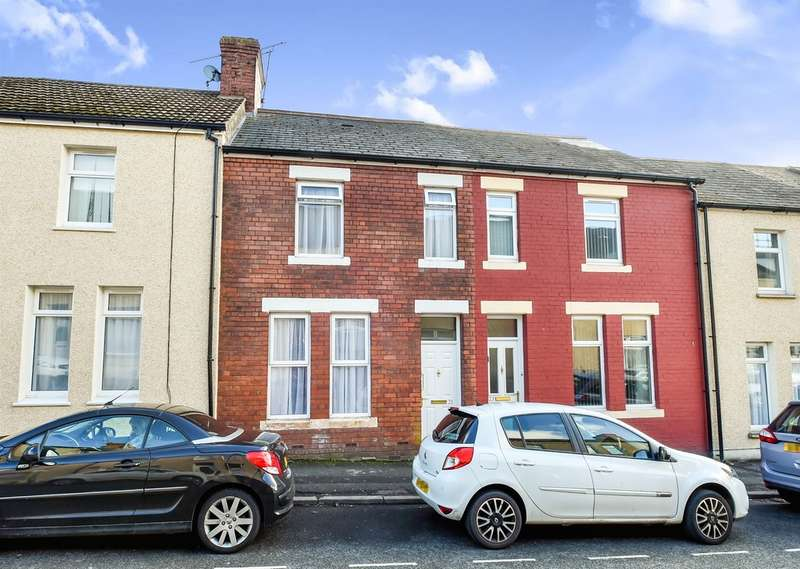 2 Bedrooms Terraced House for sale in Merthyr Street, Barry