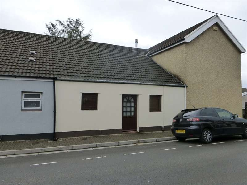 2 Bedrooms Terraced House for sale in Long Row, Pontypridd