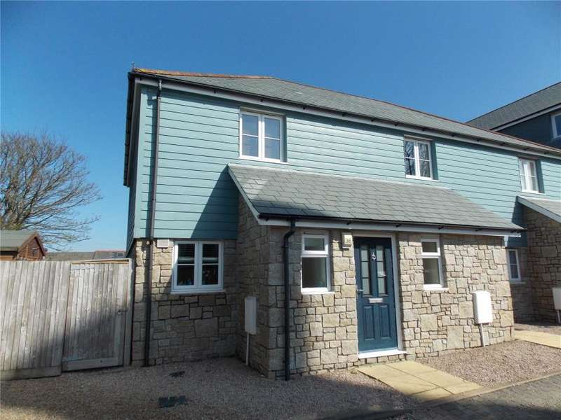 2 Bedrooms House for sale in Whym Kibbal Court, Redruth