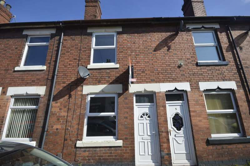 2 Bedrooms Property for sale in Oldfield Street, Fenton, Stoke-On-Trent, ST4