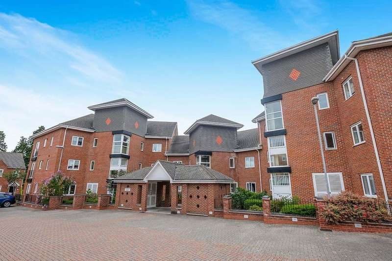 2 Bedrooms Flat for sale in Bickerstaff Court, Wellington, Telford, TF1
