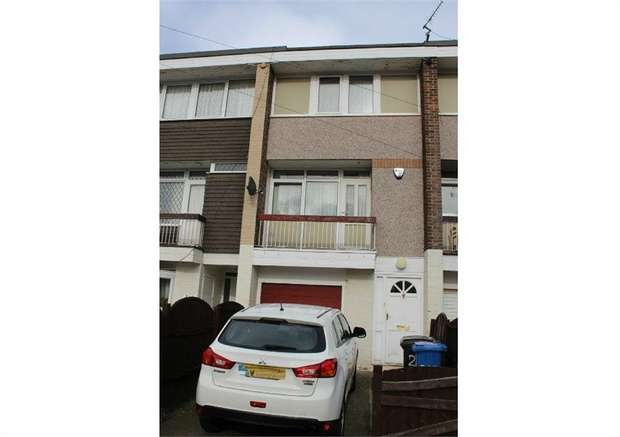 3 Bedrooms Terraced House for sale in Winn Gardens, Sheffield, South Yorkshire