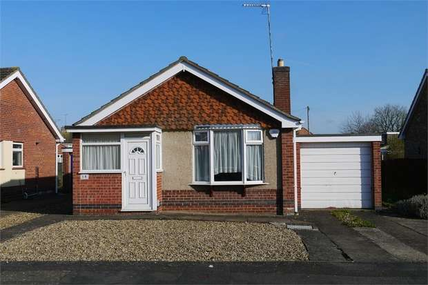 2 Bedrooms Detached Bungalow for sale in Jerwood Way, Market Harborough, Leicestershire